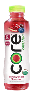 Core Organic Pomegranate Blue Acai