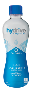 Hydrive Blue Raspberry Energy Water