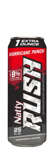 Natty Rush Hurricane Punch