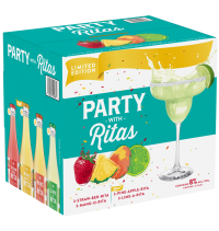 Party With Ritas Variety Pack