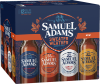 Sam Adams Sweater Weather Variety Pack