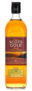 Scots Gold 12 Year Scotch Whiskey