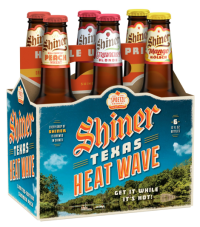 Shiner Texas Heat Wave Variety Pack