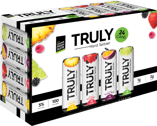 Variety Packs | Truly Variety Pack- 24 pack | Bill's Distributing