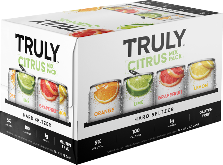 Variety Packs | Truly Hard Seltzer Citrus Mix Pack | Bill's Distributing