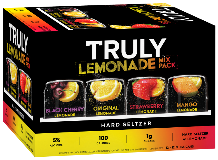 Truly Hard Seltzer Lemonade Mix Pack