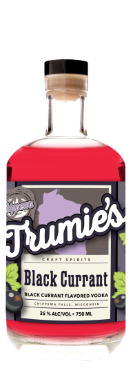 Trumie's Black Currant Vodka