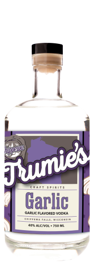 Trumie's Garlic Vodka
