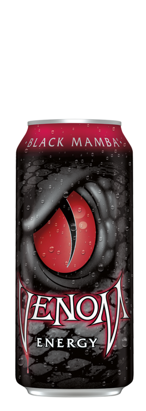 Venom Black Mamba Energy Drink