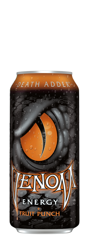 Venom Death Adder Energy Drink