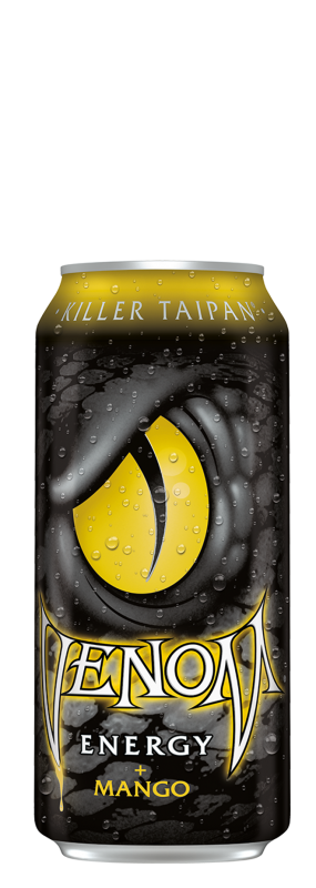 Venom Killer Taipan Energy Drink