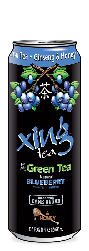 Xing Tea Blueberry